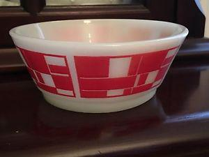 Vintage Fire King Bowl