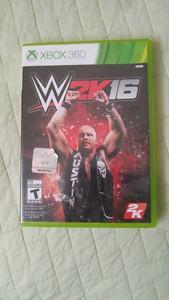 WWE 2K16, Xbox 360