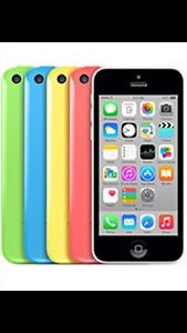 Wanted: Wanted iPhone 5c
