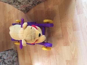 Winnie the Pooh ride on
