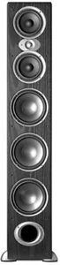 denon receiver marantz cd player polk audio rtia9 speakers