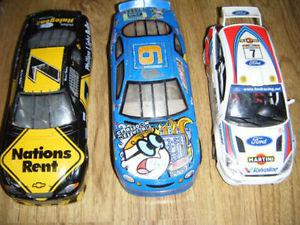 3 Die cast cars for sale