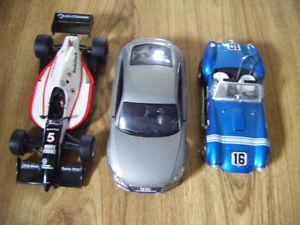 3 Diecast cars for sale