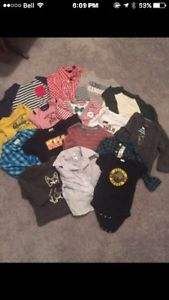 Baby clothes and stuff