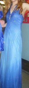 Beautiful sparkling prom dress