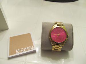 Brand New Genuine MK Watch tags still on