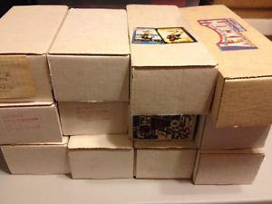 Complete 90s sets for sale (Hockey Cards)