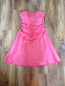 Coral Bridesmaid Dresses