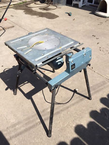 ELU table saw/ compound miter saw all in one, 10 inch