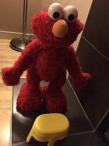 Elmo Live!