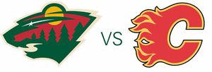 Flames vs Wild - Feb 1st - FREE Food Vouchers - Great View!