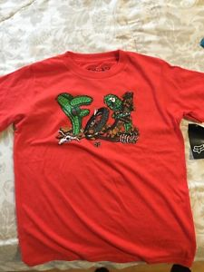 Fox Racing t-shirt - brand new with tags