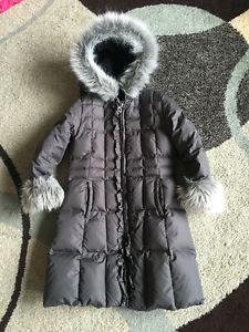 Girls Size 4 Winter Coats - Rothschild & Old Navy