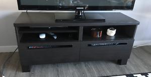 IKEA Dark Brown TV Stand