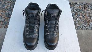 LUGZ Black Boots for Men Size 11.5...very good condition