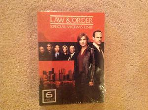 Law and Order Special Victims Season 6