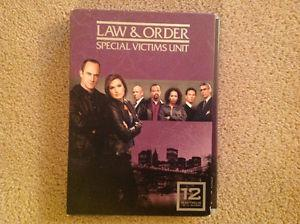 Law and Order Special Victims Unit Season 12