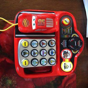 Lightning McQueen toy phone