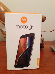 Motorola XT Moto G4