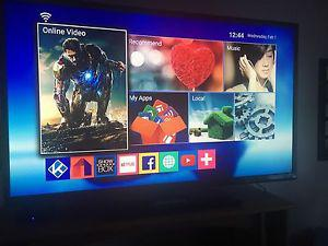 NEW 55 INCH SEIKI LED FLAT SCREEN TV!!!! GREAT DEAL!!!!