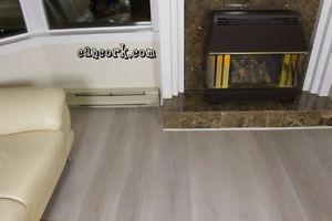 PVC and phthalates free – Cork Plank Flooring is Here