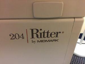 Ritter204 Manual examining table