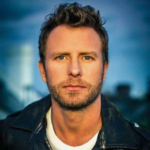 SOLD OUT DIERKS BENTLEY 3 SEATS ROW 15 FLOOR HARD COPY