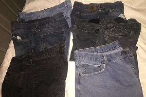 Sizes 40 and 42 jeans