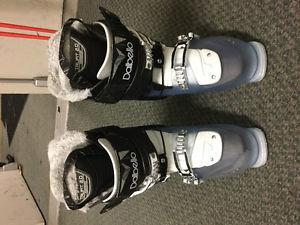 Ski boots dalbello size 23.5
