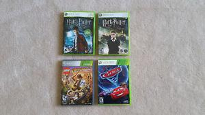 XBOX 360 games starting at $ each