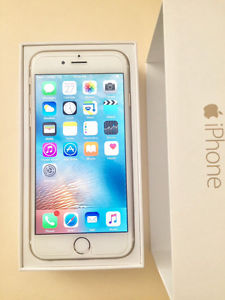iPhone GB Gold Factory Unlock Brand New Condition.