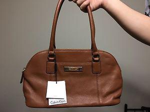 Calvin Klein leather bag (brand new)