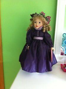 Catherine Karnes Munn doll