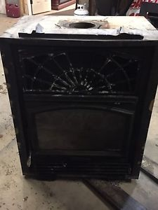 Dover zero clearance wood fireplace stove certified