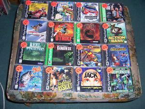 FOR SALE PS1 ALL IN GOOD WORKING ORDER,