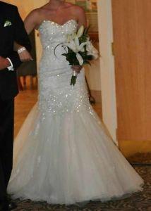 MUST SELL - Sophia Tolli Marielena Wedding Dress