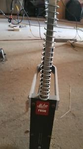 Malco radiant tube stapler