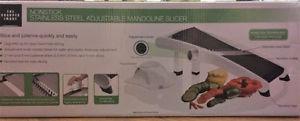 Mandoline Slicer (Never opened!) - Sharper Image