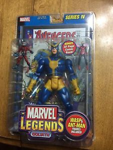 Marvel Legends Series 4 Goliath