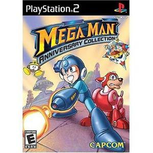 Mega Man Anniversary Collection and Mega ManX Collection for