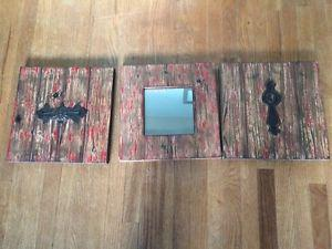 (PRICE REDUCED) Wall Decor