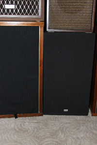 Sansui X Speakers