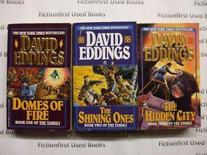 """The Tamuli Trilogy"" by: David Eddings"