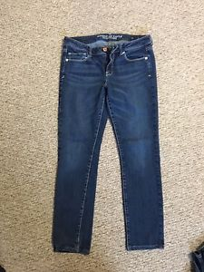 Tops (L) and American eagle jeans (size 8 & 10)