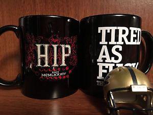 Tragically Hip coffee mugs brand new