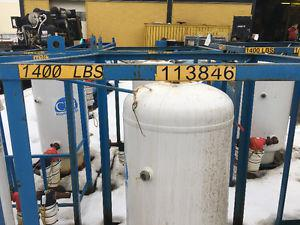 Vanair D CFM Air Dryers for Sandbladting and outdoor