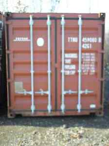 WINTER SPECIAL,used 40' Storage containers For Sale