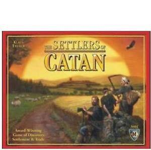 Wanted: Looking for Catan!