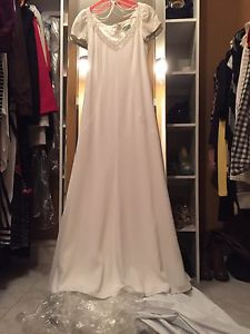 Wedding or prom dress size Sm