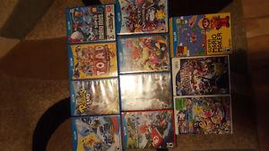 Wii u console, games and controllers. Best offer